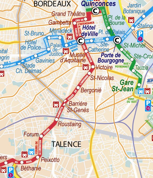 Tramway for Horaire piscine talence