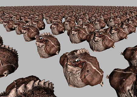 Multi-Resolution Meshes for Feature-Aware Hardware Tessellation